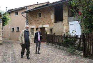 La balade encadrée par Geneviève et Jean-Michel Maudet ainsi que par d'autres habitants du quartier sera à la fois instructive et divertissante.